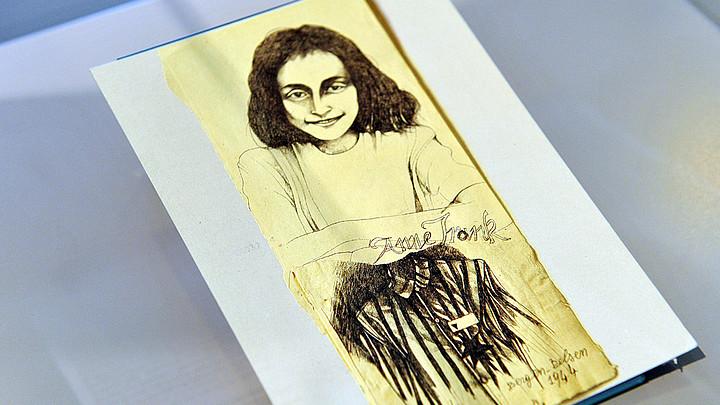 ANNE! DAMIT WIR KLUG WERDEN – Das kurze Leben der Anne Frank