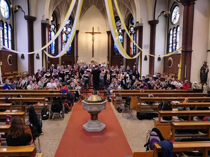 Zurück vom Kirchentag in Berlin