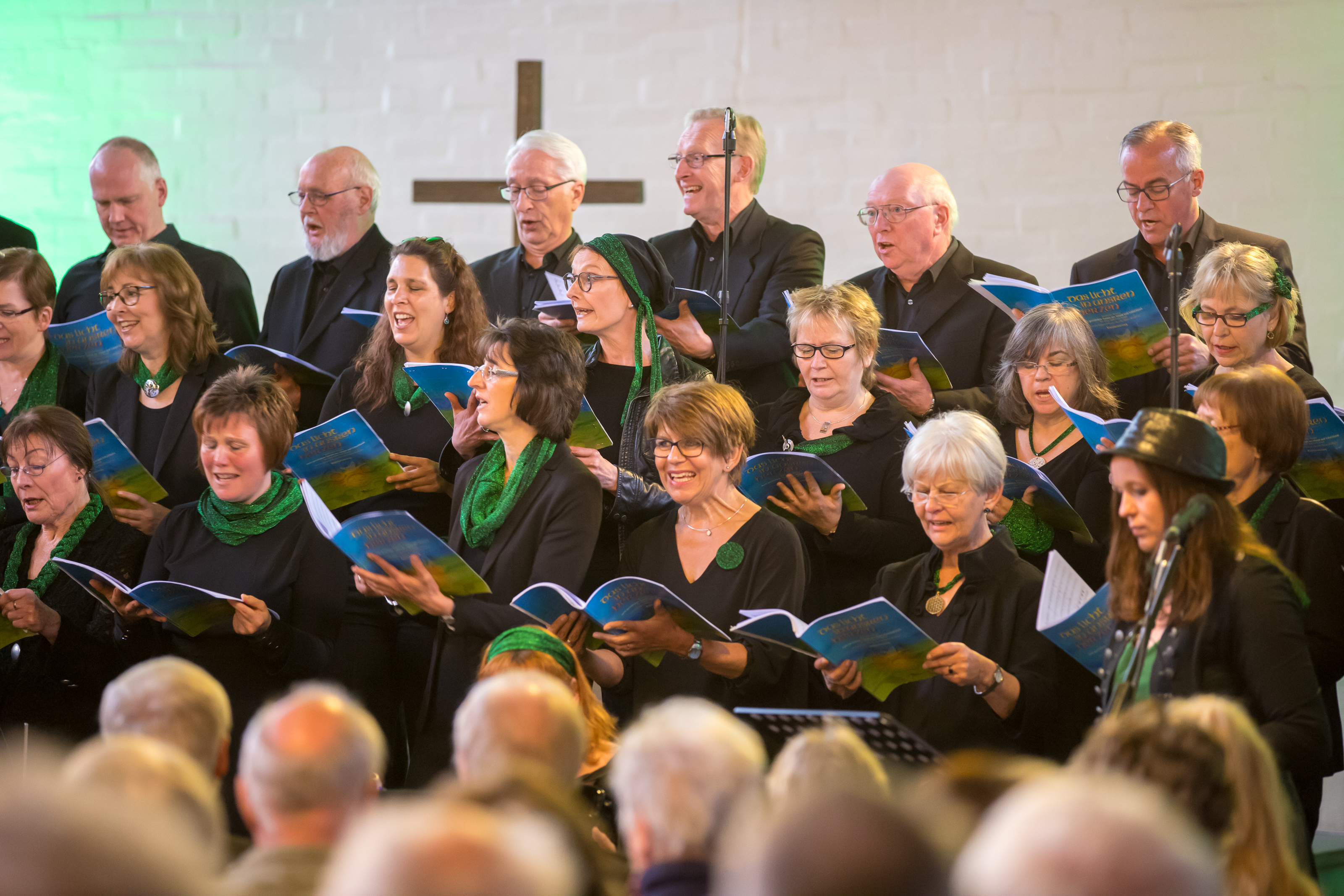 Keltische Messe -Chor meets Folkband-